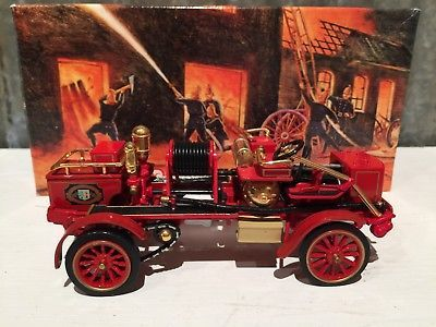 Matchbox 1904 Merryweather Fire Engine