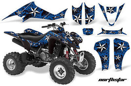 Suzuki LTZ 400 ATV AMR Racing Graphics Sticker LTZ400 03-08 Quad Kit Dec... - $169.95