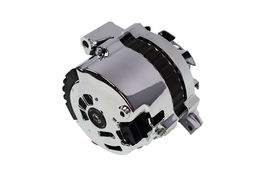 A -Team Performance GM CS130 Style 160 Amp Alternator with Serpentine Pulley image 5