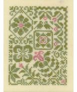 Springtime cross stitch chart Elizabeth's Designs  - $5.40