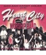 What We Really Need by Heart of the City Worship Band Cd - $10.99