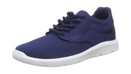 Vans Unisex Adults ISO 1.5 Trainers Blue ((Mesh) Estate Blue/True White ... - $96.05