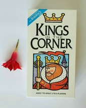 Vintage 1996 King In The Corner Game  - $6.00