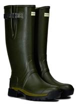 HUNTER MEN BALMORAL ADJUSTABLE EQUESTRIAN DARK OLIVE WELLINGTON BOOTS Gr... - $3.729,00 MXN