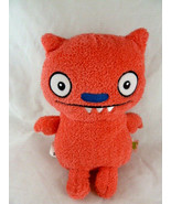 """Ugly Doll By Hasbro 8"""" Pink  orange Salmon With Teeth - $11.87"""