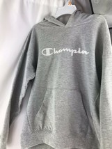 Champion Big Girls Mesh-Logo French Ter Oxford Grey XL - $19.99