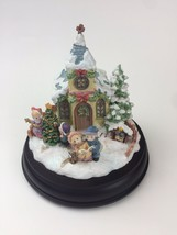 Light Up Precious Moments O Come Let Us Adore Him Hawthorne Village 2000... - $14.85