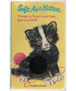 Soft as a Kitten - Audean Johnson - HC - 1982 - Randhom House - 0394855175. - $0.97
