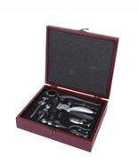 9-PC Wine Gift Set Bottle Opener Corkscrew Housewarming Wedding Annivers... - $20.78