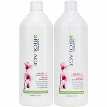 Matrix Biolage Colorlast Shampoo Conditioner 33.8 oz - $38.86