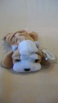 Wrinkles the Dog Ty Beanie Baby DOB May 1, 1996 - $6.92