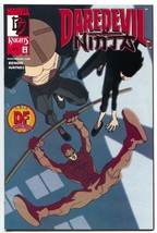 Daredevil Ninja 1 A Marvel 2000 VF Dynamic Forces COA included - $7.50
