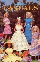 Fashion Doll Casuals Outfits for Barbie Annie's Crochet Pattern/Instruct... - $17.07