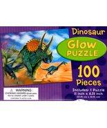 Dinosaur Glow Puzzle - $5.00