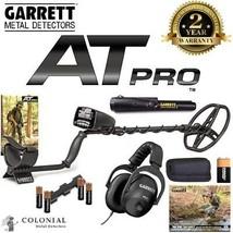 Garrett AT Pro Submersible Metal Detector and Garrett Pro-Pointer II Pin... - $12.750,10 MXN