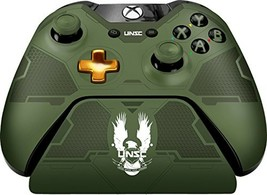 Controller Gear Officially Licensed Xbox One Halo 5 - Master Chief Stand - $20.58