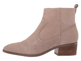 Nine West $129 NEW Suede Dress Ankle Booties Shoes 10 - $43.81