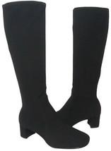 Prada Radzmire Tall Stretch Boots Black NWT - $363.83