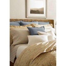 Ralph Lauren Madalena Gene King Fitted Sheet Extra Deep Bedding - $67.82