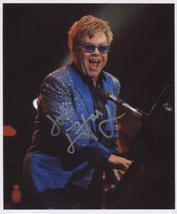 Sir Elton John SIGNED Photo + COA Lifetime Guarantee - $164.99