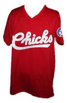Bo jackson  28 memphis chicks baseball jersey red   1 thumb200
