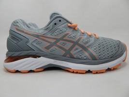 Asics Gt 3000 5 Size US 8 M (B) EU 39.5 Women's Running Shoes Gray Pink T755N
