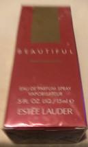 Estee Lauder Beautiful Eau de Parfum .5 oz / 15 ml  Spray  Factory Sealed  - $29.65