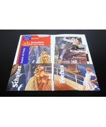 Livre Voyage Exhibition Francois Schuiten Cherbourg Press Kit Dossier Pr... - $19.95