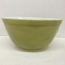 Pyrex 402 Green 1.5 Qt Mixing Bowl Ovenware 17 Nesting  Made in USA - $14.99