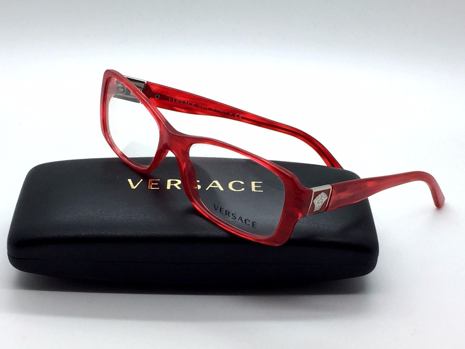 6020adf17d286 New VERSACE Rx-able Eyeglasses 3137 882 and 50 similar items. 57