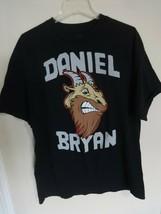 EUC Vintage 2013 Daniel Bryan WWE 2 Sided Men X-Large T-Shirt Free Ship - $24.05