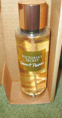 Primary image for NIB VICTORIA'S SECRET Island COCONUT PASSION 8.4 oz Fine FRAGRANCE Mist TROPICAL