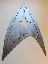 "Star Trek  Metal Wall Art 12"" x 7 1/2"" - $13.85"