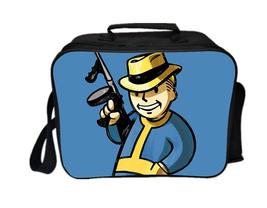 Fallout 4 Lunch Box Summer Series Lunch Bag Vault Boy Gun - $23.99