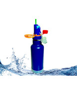 Gym Bottle (Blue) - Reusable Sports Bottle By Best Bottle Ever™ - $17.77