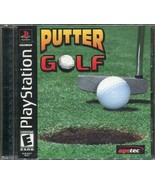 Putter Golf (Sony PlayStation 1, 2001) - Complete - $3.95