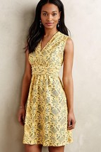New $158 ANTHROPOLOGIE Lattice Lace Dress by Plenty by Tracy Reese Size 0 - $47.52