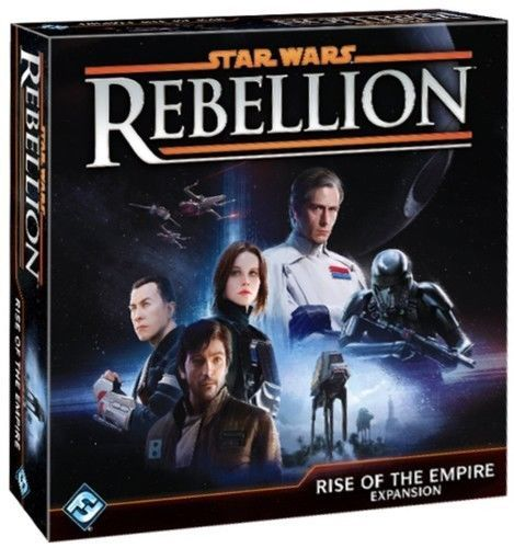 Star Wars: Rebellion - Rise of the Empire [New] Expansion Set