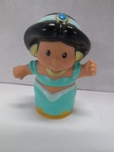 Fisher Price Little People 2012  Aladdin Princess Jasmine replacement - $4.90