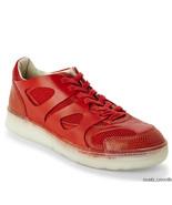 NEW ALEXANDER McQUEEN X PUMA Men's Red Move Lo Sneakers (Size 10 D) - MS... - $119.95
