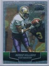 2004 Topps Draft Picks and Prospects Chrome #143 Reggie Williams Rookie ... - $12.77
