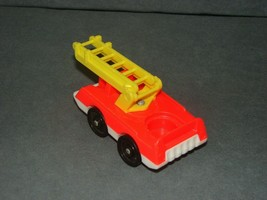 Fisher Price Little People: Fire Engine Truck w/ Ladder - $9.00