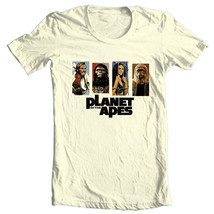 Planet of the Apes T-shirt Original vintage 1960s retro movie sci fi graphic tee image 2