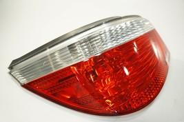 04-2007 bmw 525i e60 rear left driver side tail light stop brake lamp ta... - $83.09