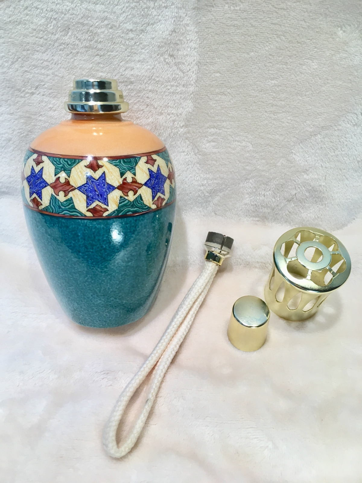 Lampe Berger Paris Porcelaine Limoges Home Fragrance/Air Freshener - $45.00