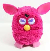 Hasbro Furby Electronic Talking Interactive Plush Fuchsia Hot Pink 2012 ... - $29.69