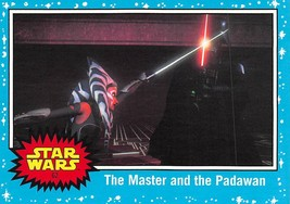 2017 Star Wars Journey To The Last Jedi #62 The Master And The Padawan - €0,86 EUR
