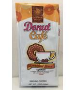 Copper Moon World Coffees, Donut Cafe, Breakfast Blend, 12 oz - $18.76