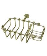 Vintage Shower Riser Mounted Soap Basket - $55.56