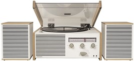 Crosley CR6034A-NA Switch Turntable Record Player AM FM Radio Bluetooth ... - £131.15 GBP